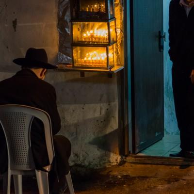 Hanukkah – Jerusalem, Israel