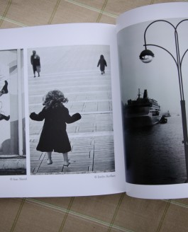 BLACK AND WHITE STREET.COM – 2013 BOOK