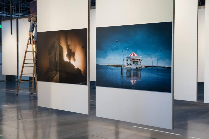 Edut Mekomit & Worldpress exhibition 2015